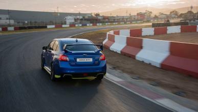 Subaru WRX STi 2019 Diamond Edition