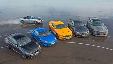 6 coches para driftar