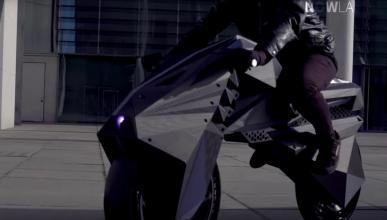 motos electricas moto impresora 3D