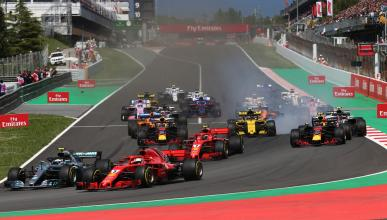 GP España F1 2018