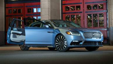Lincoln Continental 80th Anniversary