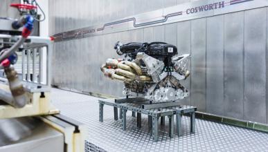 Motor Aston Martin Valkyrie