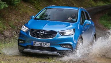 Opel Mokka X eléctrico