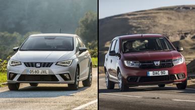 Seat Ibiza vs Dacia Sandero