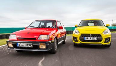 Suzuki Swift Sport vs Suzuki Swift GTi