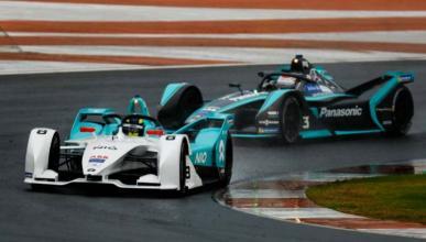 Test de Fórmula E en Valencia