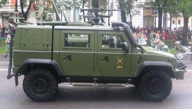 El vehículo  blindado en el que murió un soldado en Malí no pasó la ITV