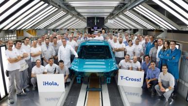 Volkswagen T-Cross Navarra