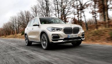 Prueba: BMW X5 xDrive30d