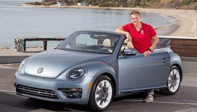 Prueba del Volkswagen Beetle Final Edition