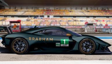 Brabham BT62 para Le Mans