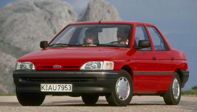 Ford Orion u Opel Kadett sedán