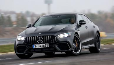 Prueba: Mercedes-AMG GT 63 S 4Matic+ 4