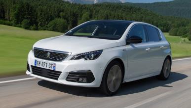 Peugeot 308 diesel gasolina