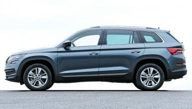 Hyundai Santa Fe contra Skoda Kodiaq
