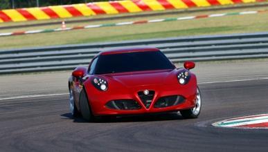 Alfa Romeo 4C o Porsche 718 Cayman