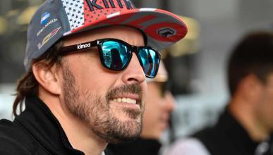 Alonso en Daytona