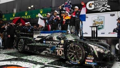Fernando Alonso gana en Daytona