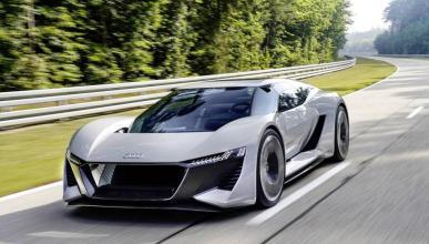 Audi E-Tron Sportback y Compact SUV Concept
