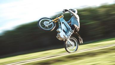 moto electrica off-road trial urban motos eco emisiones