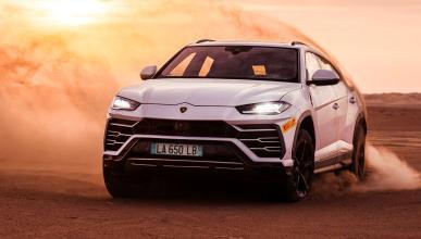 coches vendidos Lamborghini 2018