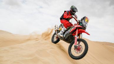 dunas motos rally