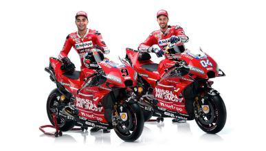 moto desmosedici GP nueva