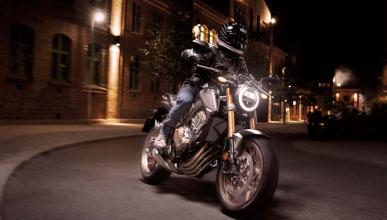 Nueva Honda CB 650 R 2019