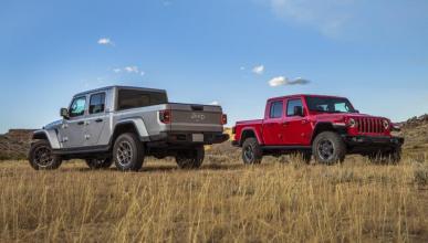 Jeep Gladiator Hercules: ¿a por el Raptor?