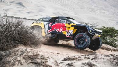 Loeb en el Dakar 2019