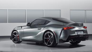 Toyota Supra 2019 diseño