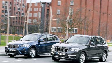 BMW X1 vs BMW X3