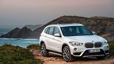 BMW X1 (frontal)