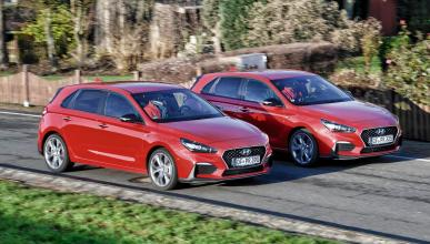 Comparativa Hyundai i30 diesel o gasolina