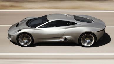 Coches que se cancelaron antes de llegar a producción: Jaguar C-X75