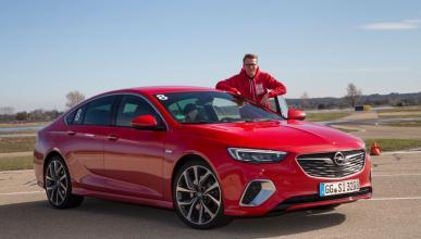 Prueba del Opel Insignia GSi