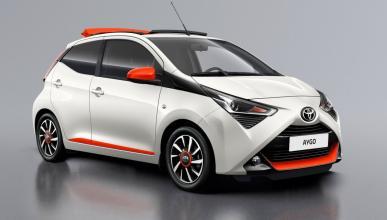 Toyota Aygo X-Cite y X-Style
