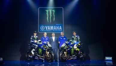 equipo presentacion moto M1