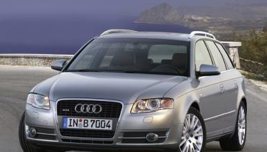 Audi A4 Avant o Volvo V50