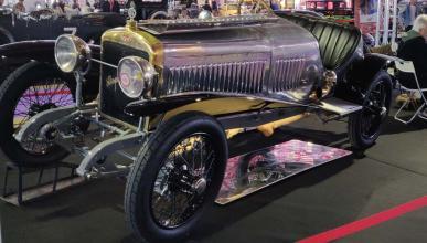 Hispano-Suiza de competición en ClassicAuto 2019