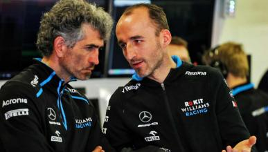 Edoardo Bendinelli y Robert Kubica