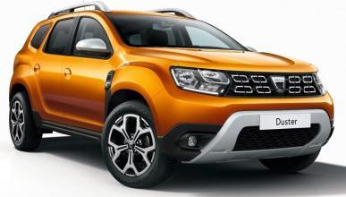 Dacia Duster matriculaciones