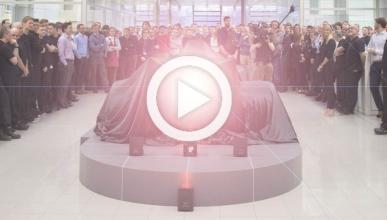 Presentación McLaren F1 MCL34
