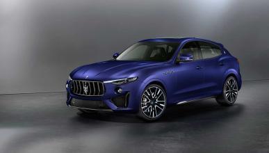 Maserati Levante Launch Edition