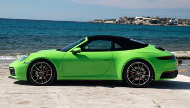 prueba porsche 911 cabrio s 2019