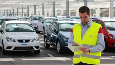 España baja un puesto como productor de coches