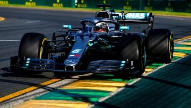 Lewis Hamilton Libres 3 Australia