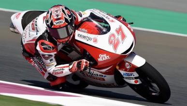 Moto3 campeon carrera