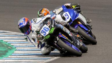 accidente circuito jerez motos competicion