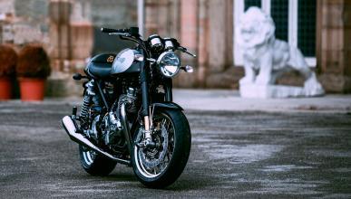 lujo britanico moto commando 961